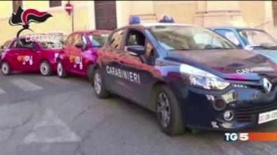 Mini car nel mirino dei ladri