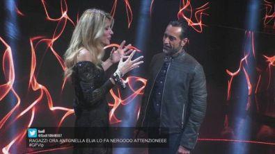 L'incontro tra Adriana Volpe e Pietro