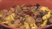 Tajine di pollo con frutta secca