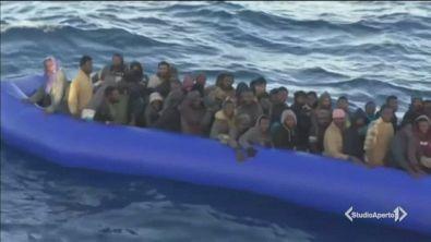 Effetto Salvini, sbarchi crollati