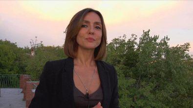 Ambra Angiolini è Luisa Ferrari