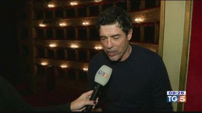"Alessandro Gassman dirige ""Fronte del porto"""