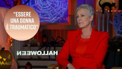 Jamie Lee Curtis: 'Essere donna è da sempre un trauma'