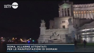 Roma si blinda
