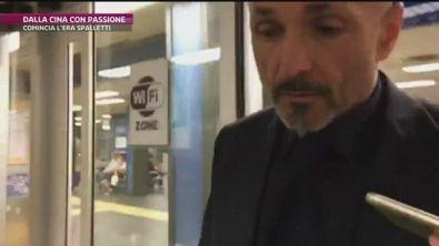 Inter, inizia l'era Spalletti