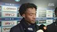 """Cuadrado: """"Lo scontro diretto con l'Inter come una finale"""""""