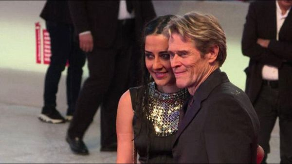 Venezia 75, Willem Dafoe sul red carpet per il film su Van Gogh