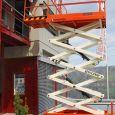 MG Carrelli carrelli elevatori elettrici usati foto 5
