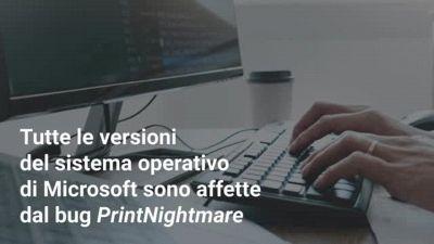 Windows ha un bug: aggiornatelo subito