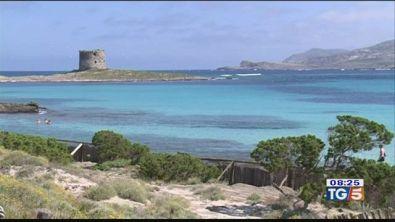 Sardegna, La Pelosa a numero chiuso