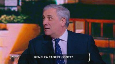 Renzi fa cadere Conte?