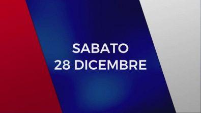 Stasera in Tv sulle reti Mediaset, 28 dicembre