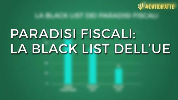 Paradisi fiscali: la black list dell'Ue