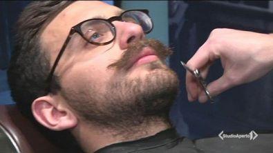 I baffi tornano di moda