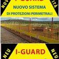 I-GUARD sistema di protezione perimetrale - Temporäre Absturzsicherunge