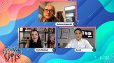 GF VIP Party, Alfonso Signorini parla dei futuri concorrenti del Grande Fratello VIP