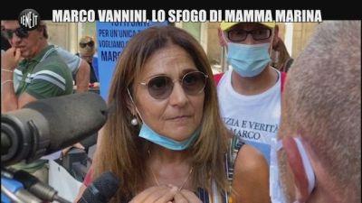 Vannini, Viola Giorgini piange in aula: lo sfogo di mamma Marina