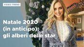 Natale 2020 (in anticipo): gli alberi delle star