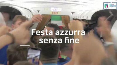 Europei 2020, festa azzurra senza fine