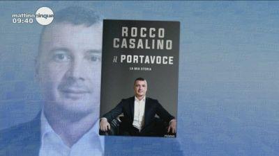 Rocco Casalino a Mattino 5