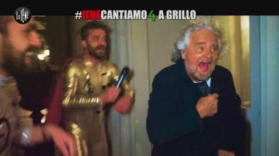 CORTI E ONNIS: IeneCantiamo4 a Grillo