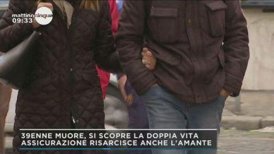 Torino: l'assicurazione risarcisce l'amante