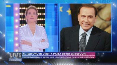 """Berlusconi: """"Mettiamo al servizio dell'Italia le nostre competenze"""""""