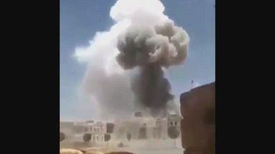 Yemen: Bombardata una scuola a Sana'a
