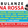 Ambulanze Luna Rossa servizi per infermi