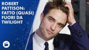 Robert Pattinson: quasi licenziato da Twilight