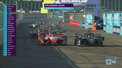 Formula E, gli highlights di gara-2