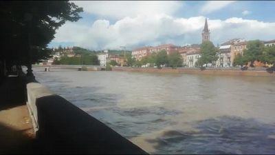 Maltempo: allerta Adige, chiuse le alzaie a Verona