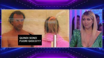 """Antonio Zequila e Clizia Incorvaia: """"lupus in sauna"""""""