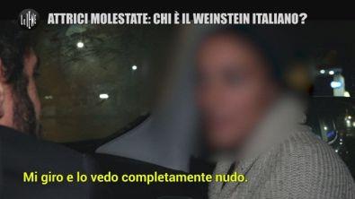 GIARRUSSO: Attrici molestate: chi è il Weinstein italiano?