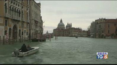 Emergenza Venezia, ancora sott'acqua