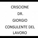 Criscione dr. Giorgio Consulente del Lavoro