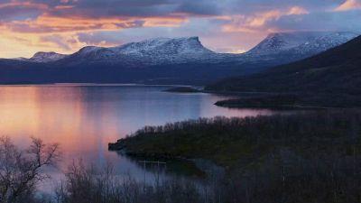 Lapponia svedese: il turismo slow nella natura incontaminata