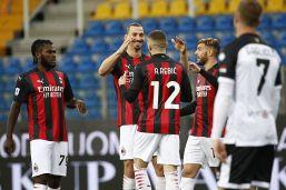 Serie A 2020/21, Parma-Milan 1-3