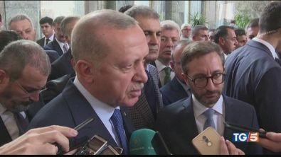 Turchi: tregua in Siria