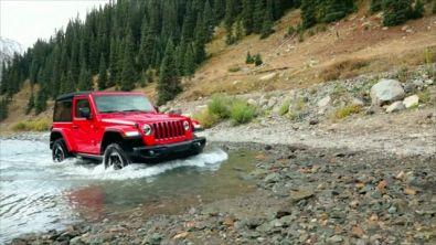Jeep rinnova la sua icona