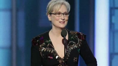Meryl Streep: Hollywood ha reso le donne coraggiose