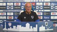 """Ranieri: """"Auguri Pirlo ma noi siamo pronti per la battaglia"""""""
