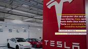 Elon Musk, il robot umanoide Tesla: a cosa potrà servire