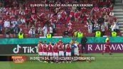 Europei di calcio: paura per Eriksen