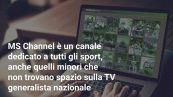 Tivùsat: i due nuovi canali sportivi