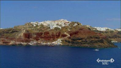 Un'isola della Grecia cerca abitanti