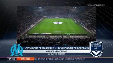Olympique Marsiglia-Bordeaux 0-0