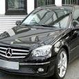 Noleggio Mercedes con autista