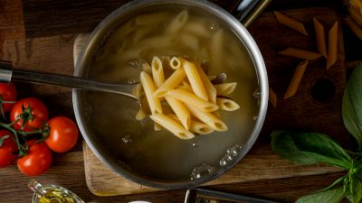 5 trucchi per cucinare la pasta in modo perfetto