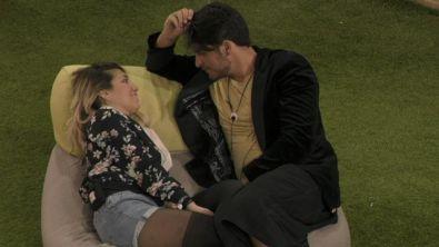 Luigi parla di Mariana con Veronica